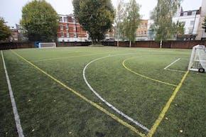 King Solomon Academy | 3G astroturf Football Pitch