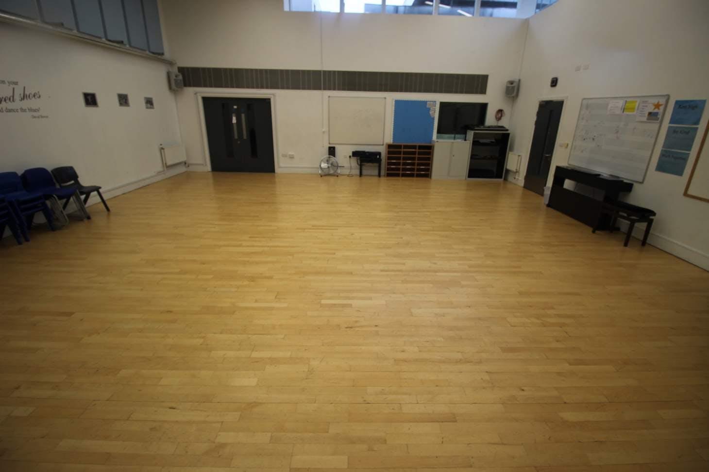 King Solomon Academy Studio | Dance studio space hire