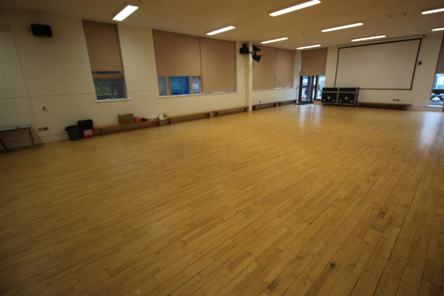 King Solomon Academy Main hall space hire