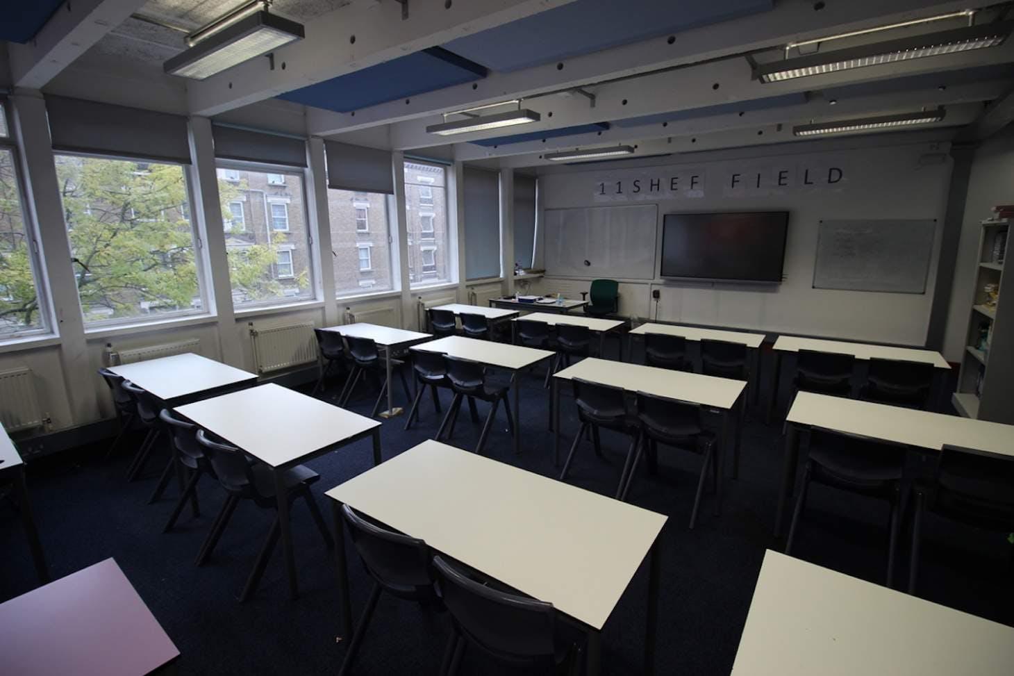 King Solomon Academy Classroom space hire