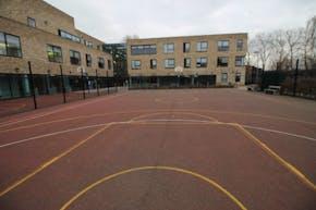 Stormont House School | Hard (macadam) Football Pitch
