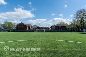 Flixton Girls School | 3G astroturf Football Pitch