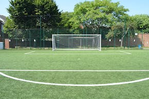 Harris Academy Bermondsey | 3G astroturf Football Pitch