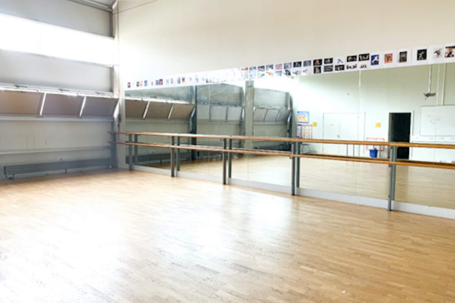 Capital City Academy Studio | Dance studio space hire