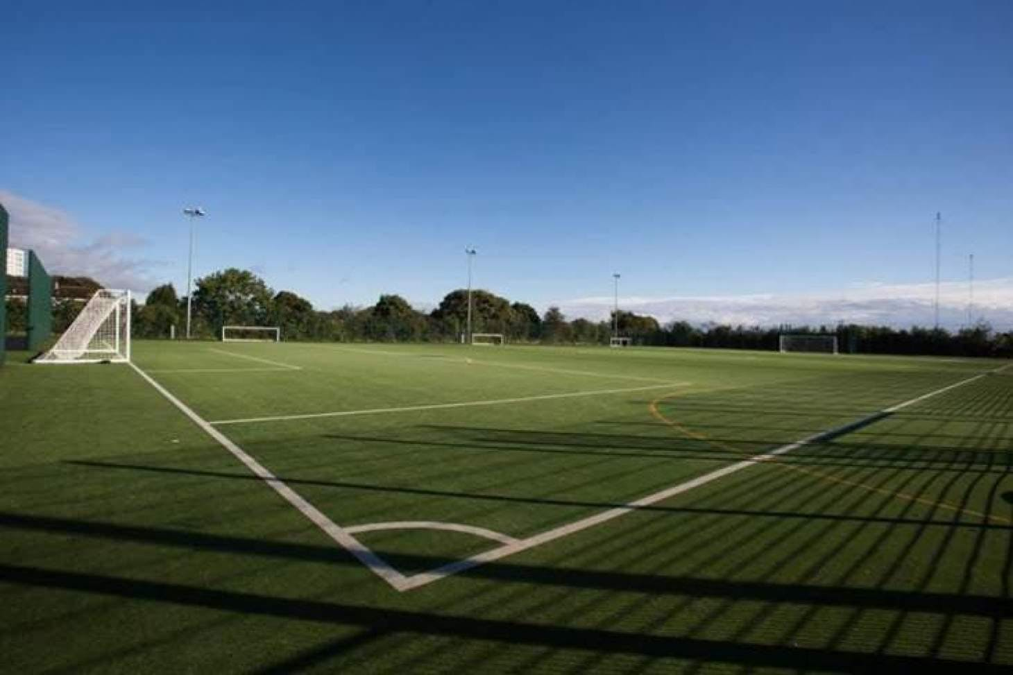 3D Health and Fitness Cardinal Hume 5 a side | 3G Astroturf football pitch