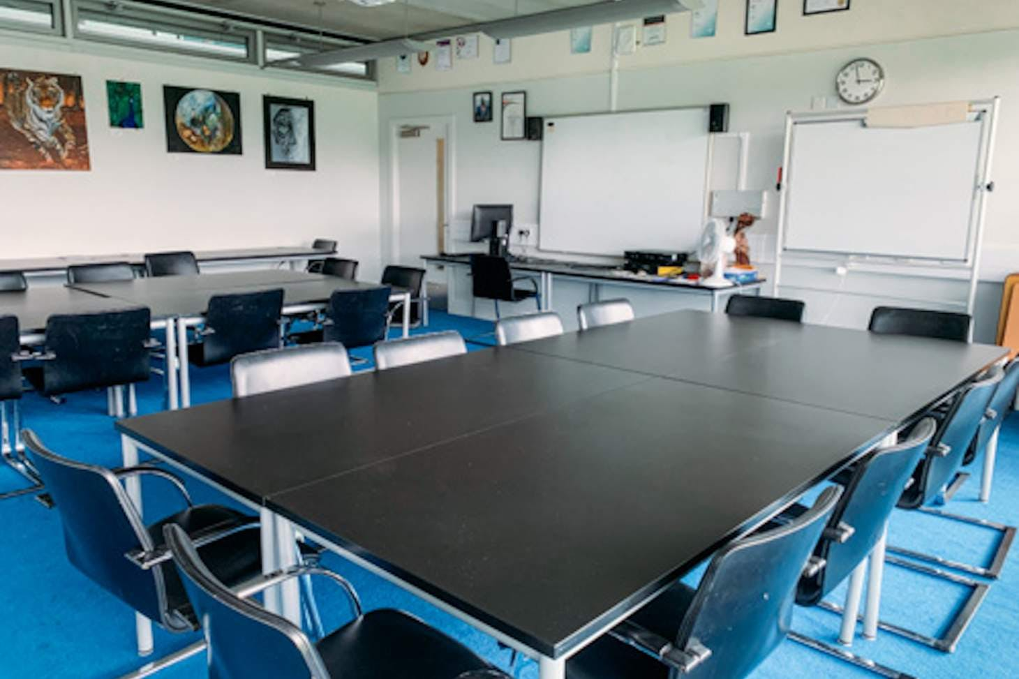 Capital City Academy Meeting room space hire
