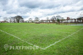 North Acton Playing Fields | Grass Football Pitch