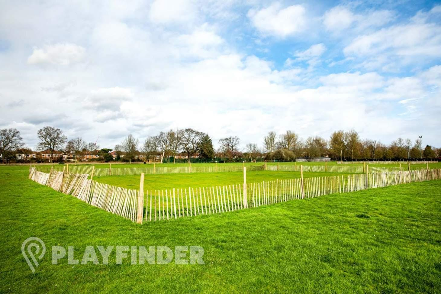 Perivale Park Full size | Grass cricket facilities