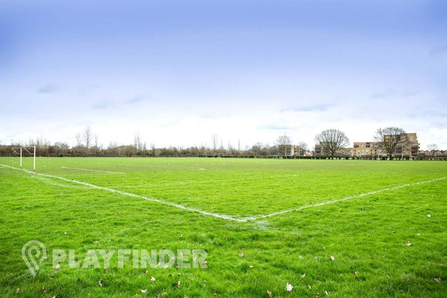 Rectory Park 11 a side | Grass football pitch