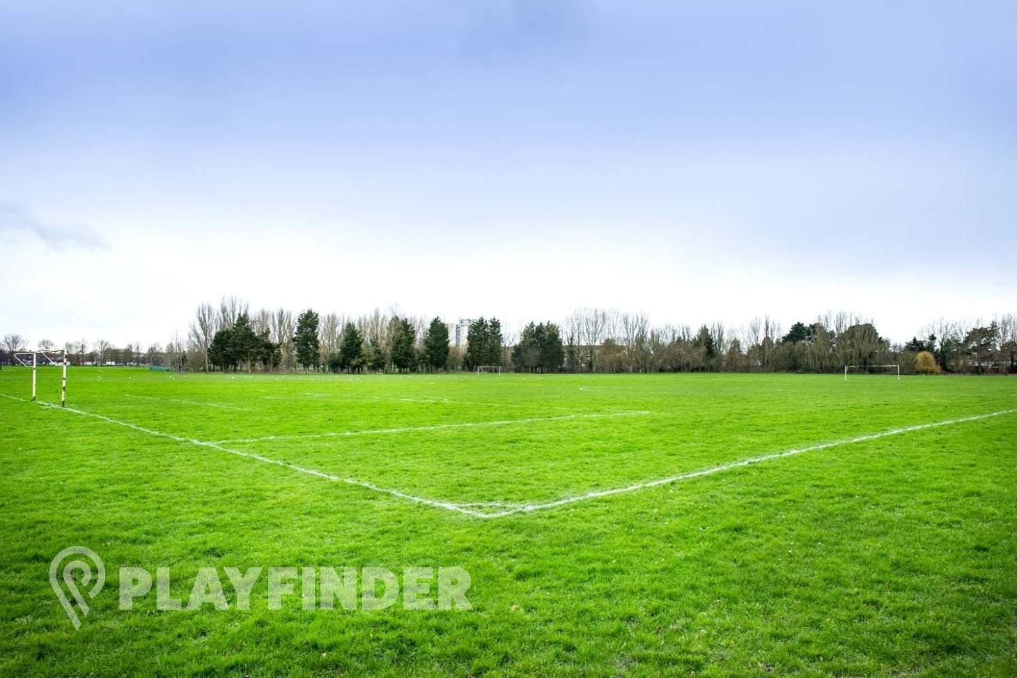 Rectory Park 5 a side | Grass football pitch