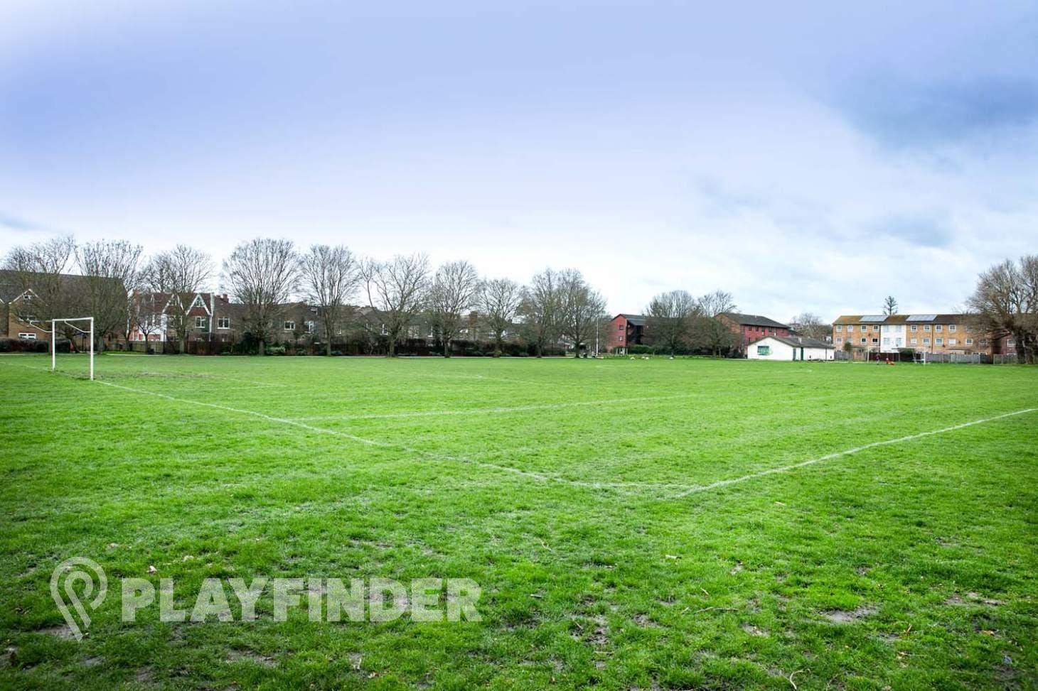 Southfield Road Playing Fields 11 a side | Grass football pitch