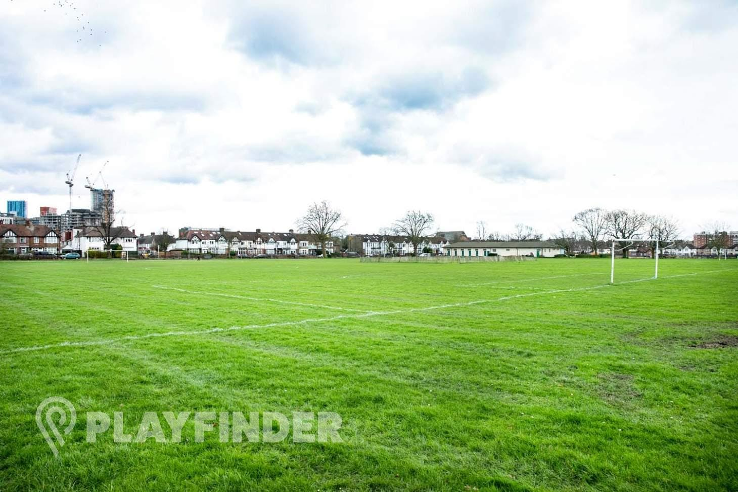 North Acton Playing Fields 11 a side | Grass football pitch