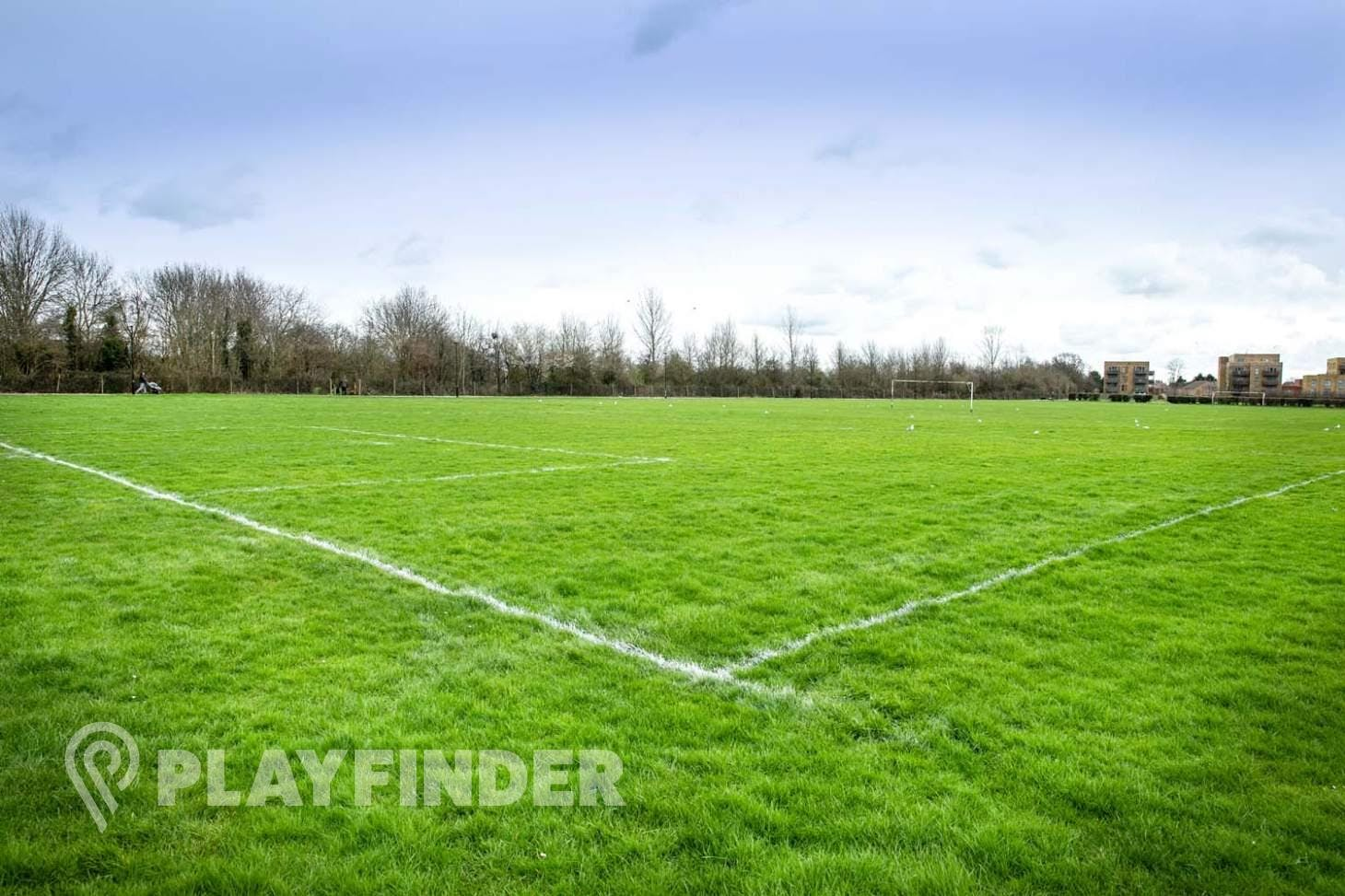 Rectory Park 9 a side | Grass football pitch