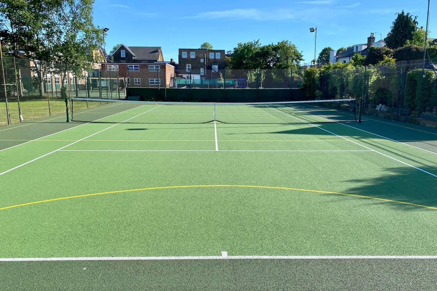 Blackheath Wanderers Sports Club Outdoor | Hard (macadam) tennis court