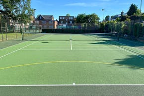 Blackheath Wanderers Sports Club | Hard (macadam) Tennis Court