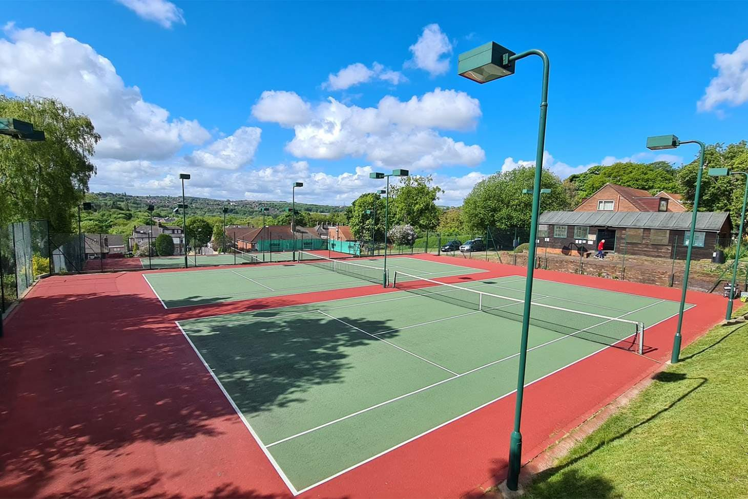 Horsforth Tennis Club Outdoor | Hard (macadam) tennis court