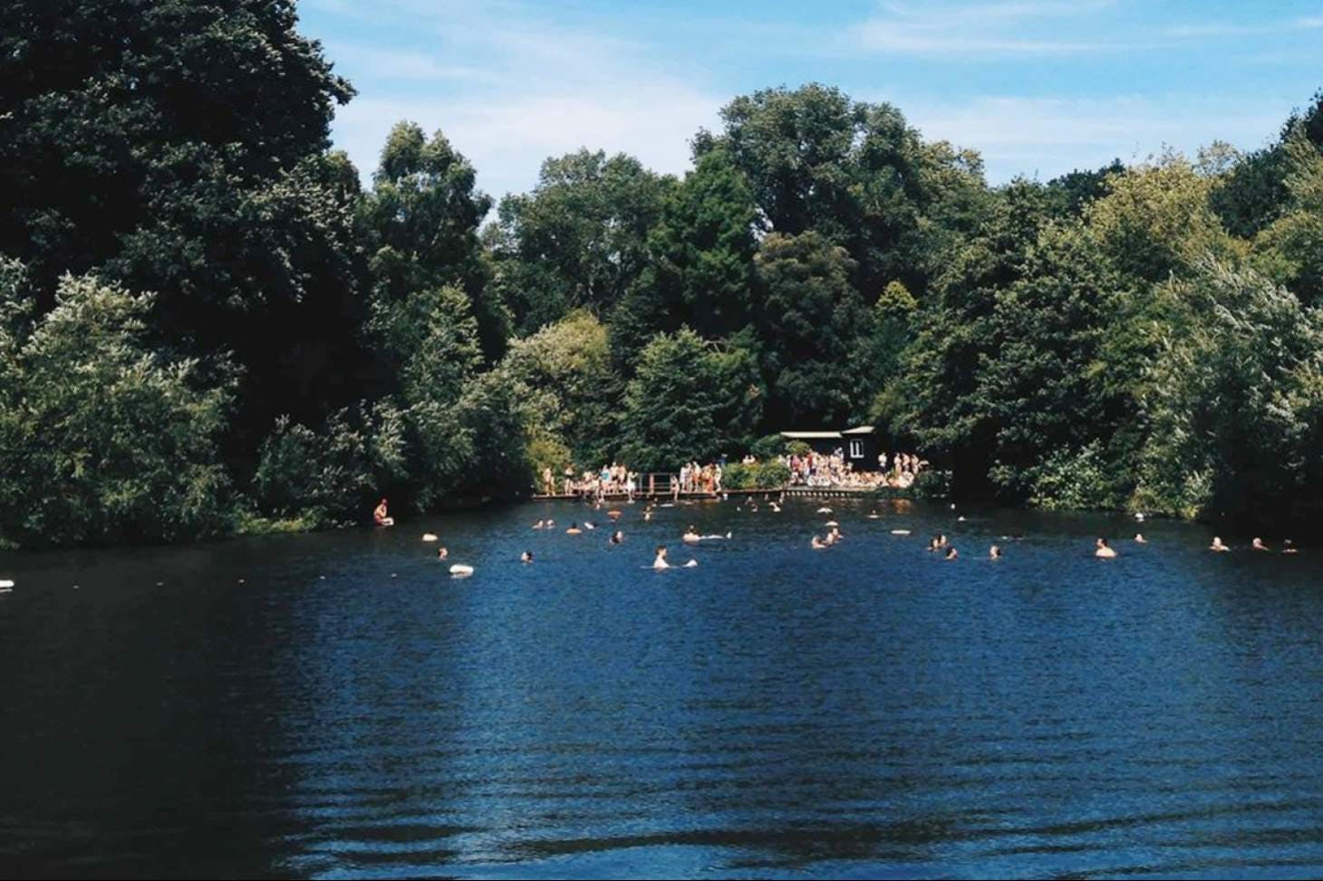Hampstead Heath Swimming Ponds Outdoor | Mixed swimming pool