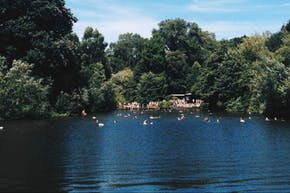 Hampstead Heath Swimming Ponds | Mixed Swimming Pool