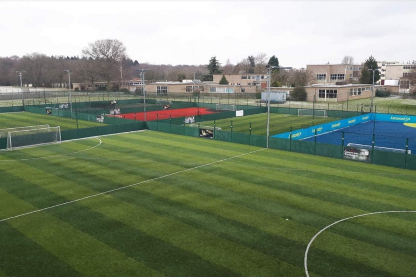 Powerleague Coventry 3 a side | 3G Astroturf football pitch