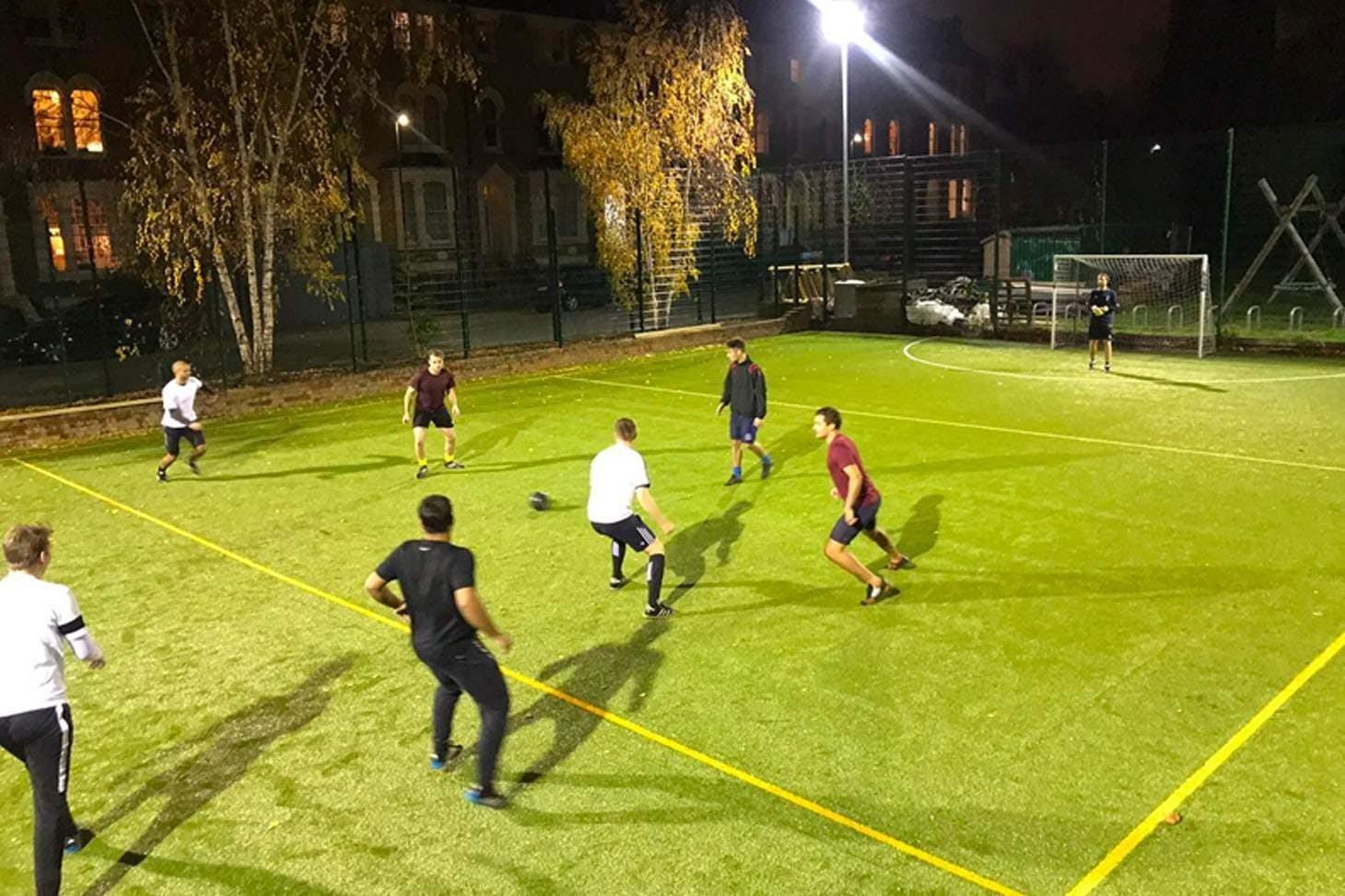 Max Roach Adventure Playground 3 a side | 3G Astroturf football pitch