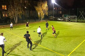 Max Roach Adventure Playground | 3G astroturf Football Pitch