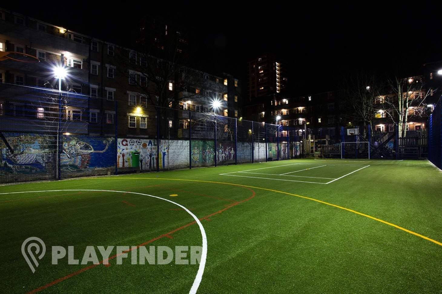 Bethwin Adventure 3 a side | Astroturf football pitch