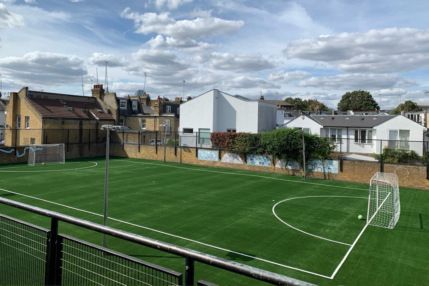 St Faiths School Wandsworth 3 a side | 3G Astroturf football pitch