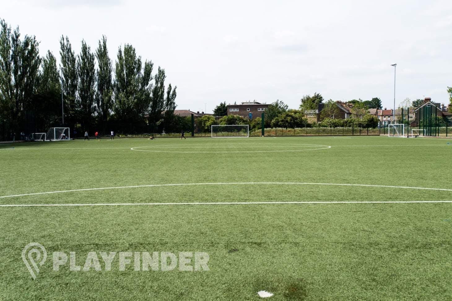 Draper's Field 3 a side | 3G Astroturf football pitch