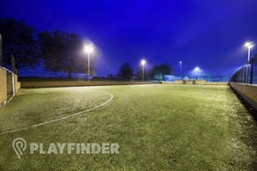 Low Hall Sports Ground | 3G astroturf Football Pitch