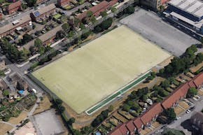 City of London Academy   Astroturf Football Pitch