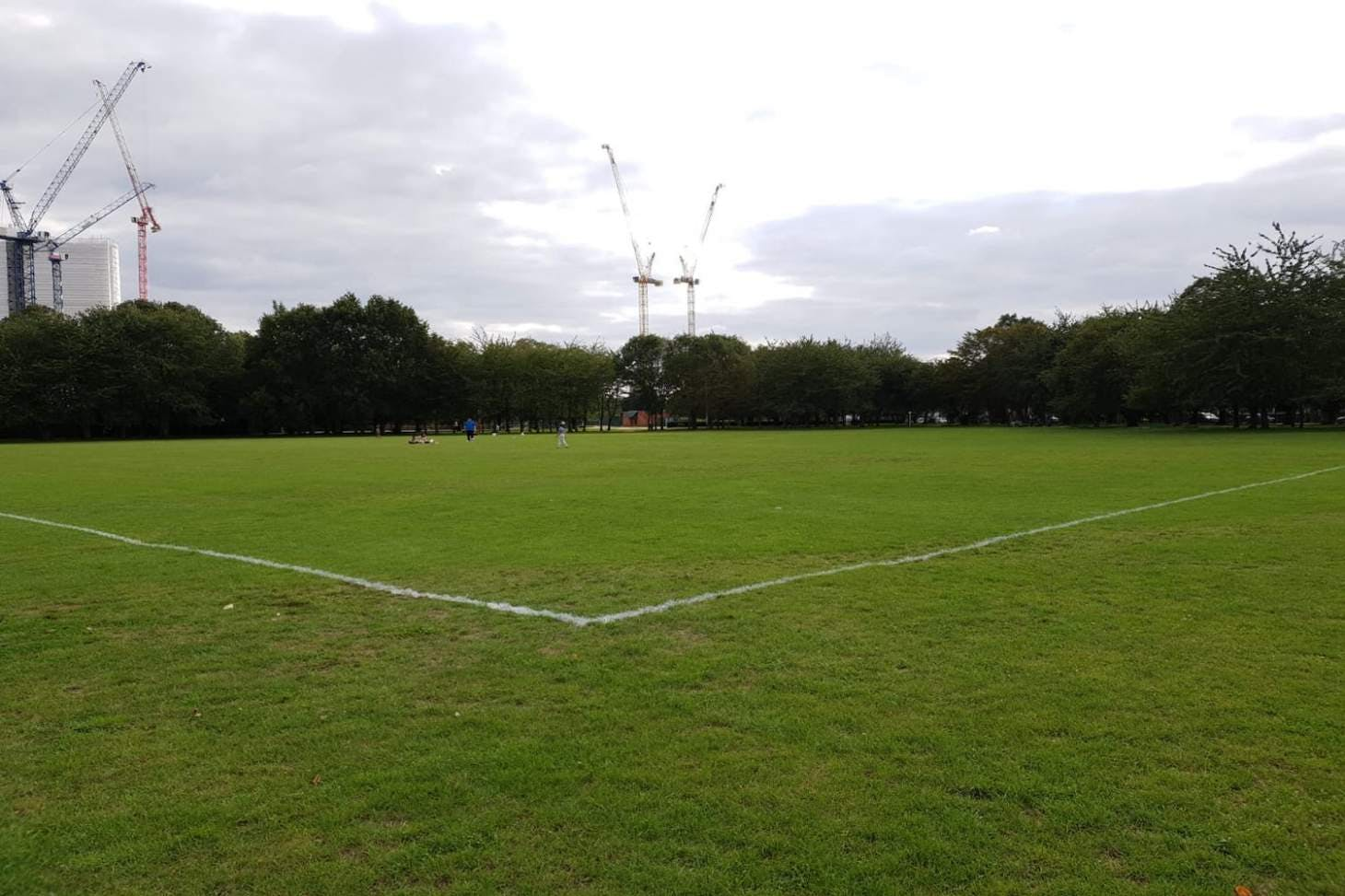 Down Lane Park 5 a side | Grass football pitch
