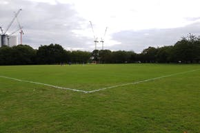 Down Lane Park | Grass Football Pitch