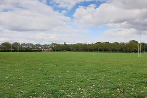 Downhills Park | Grass Rugby Pitch