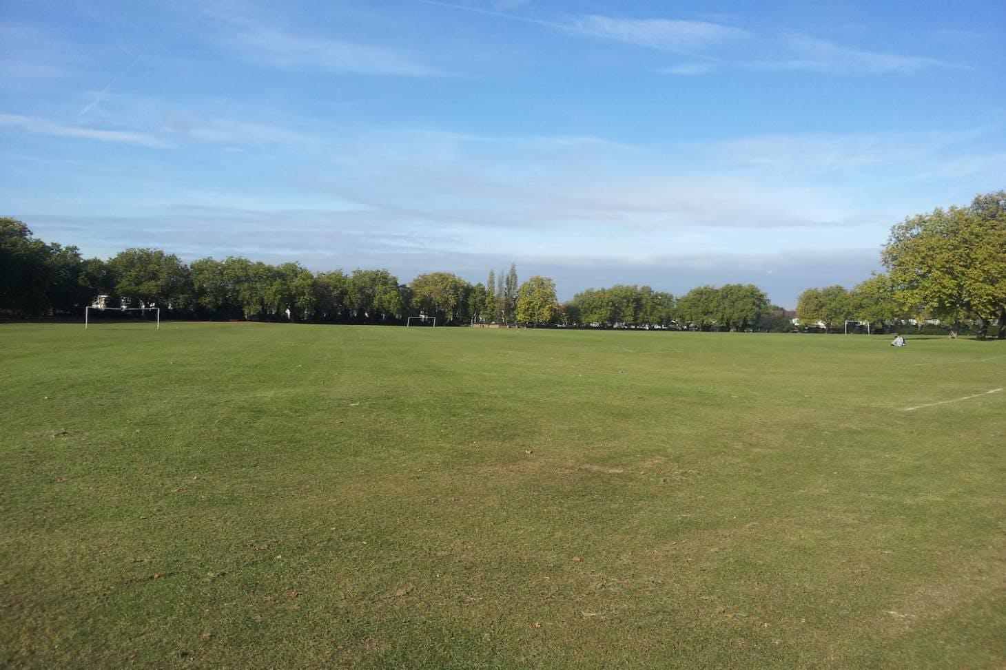 Downhills Park 5 a side | Grass football pitch