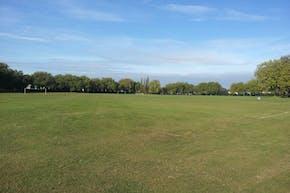 Downhills Park | Grass Football Pitch