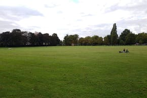 Markfield Park | Grass Football Pitch