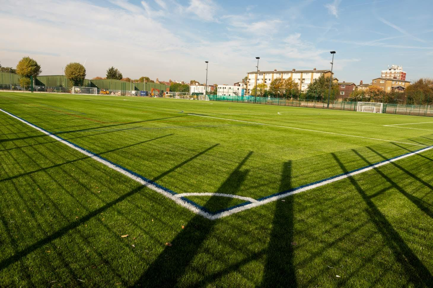 Feel Good Too (formerly Ive Farm Fields) 11 a side | 3G Astroturf football pitch