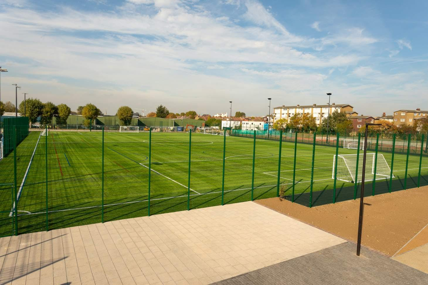 Feel Good Too (formerly Ive Farm Fields) 7 a side | 3G Astroturf football pitch