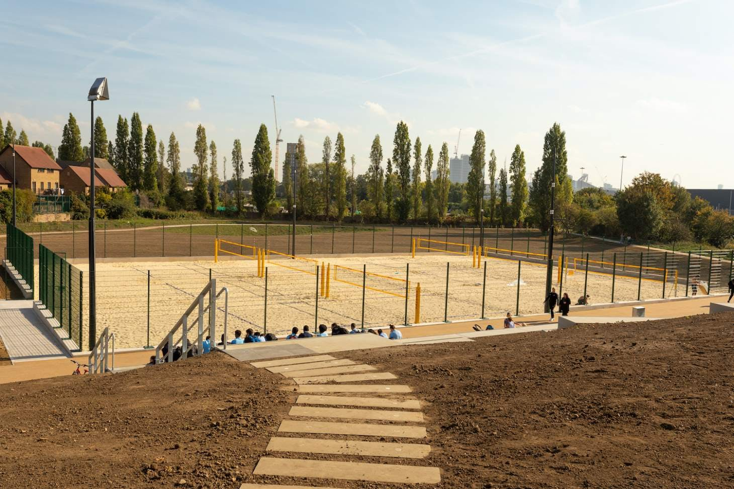 Feel Good Too (formerly Ive Farm Fields) Court | Sand (beach) volleyball court