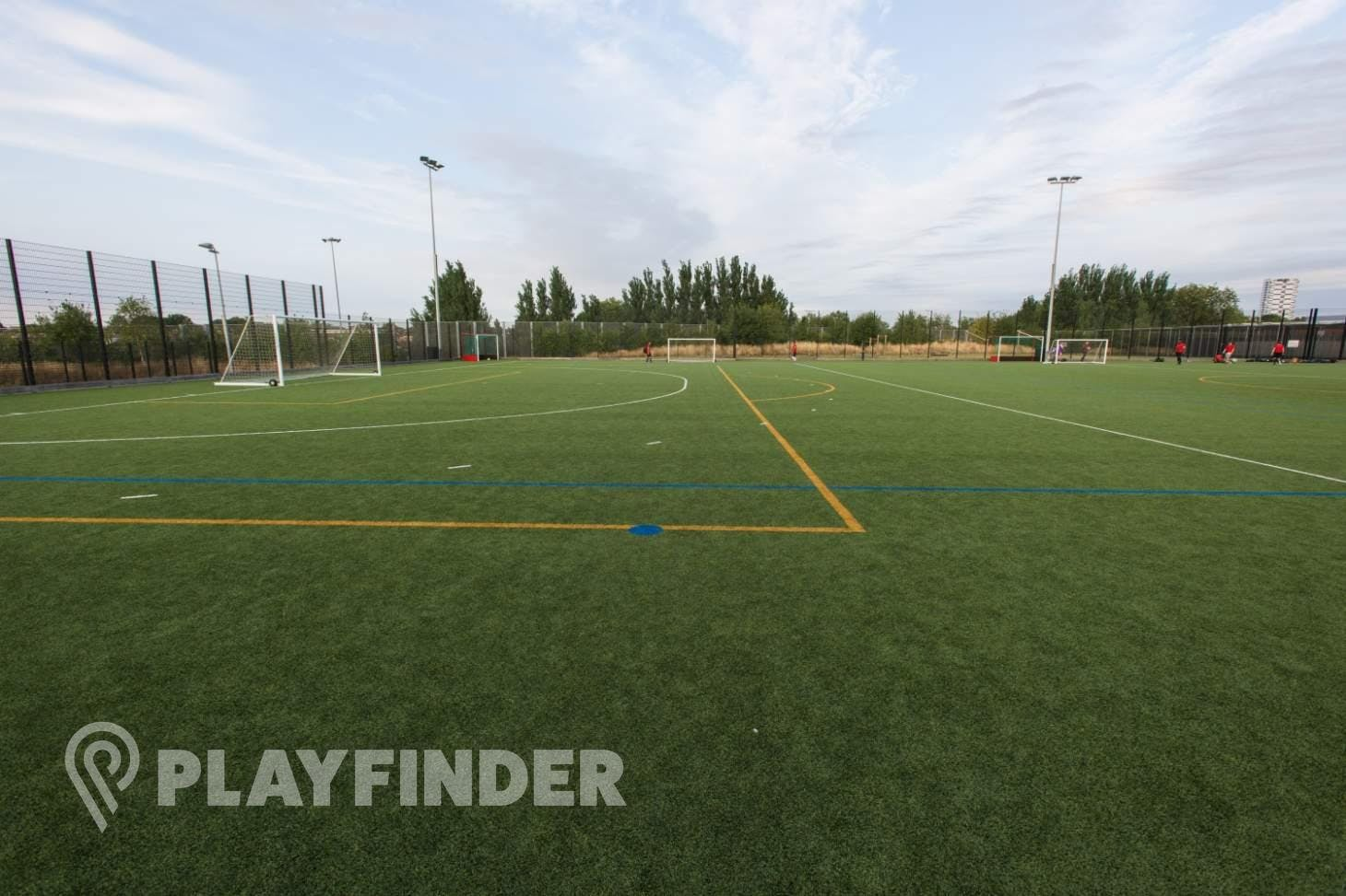Chobham Academy Training pitch | 3G Astroturf rugby pitch