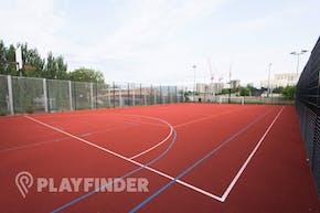Chobham Academy | Hard (macadam) Basketball Court