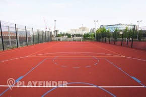 Chobham Academy | Hard (macadam) Football Pitch