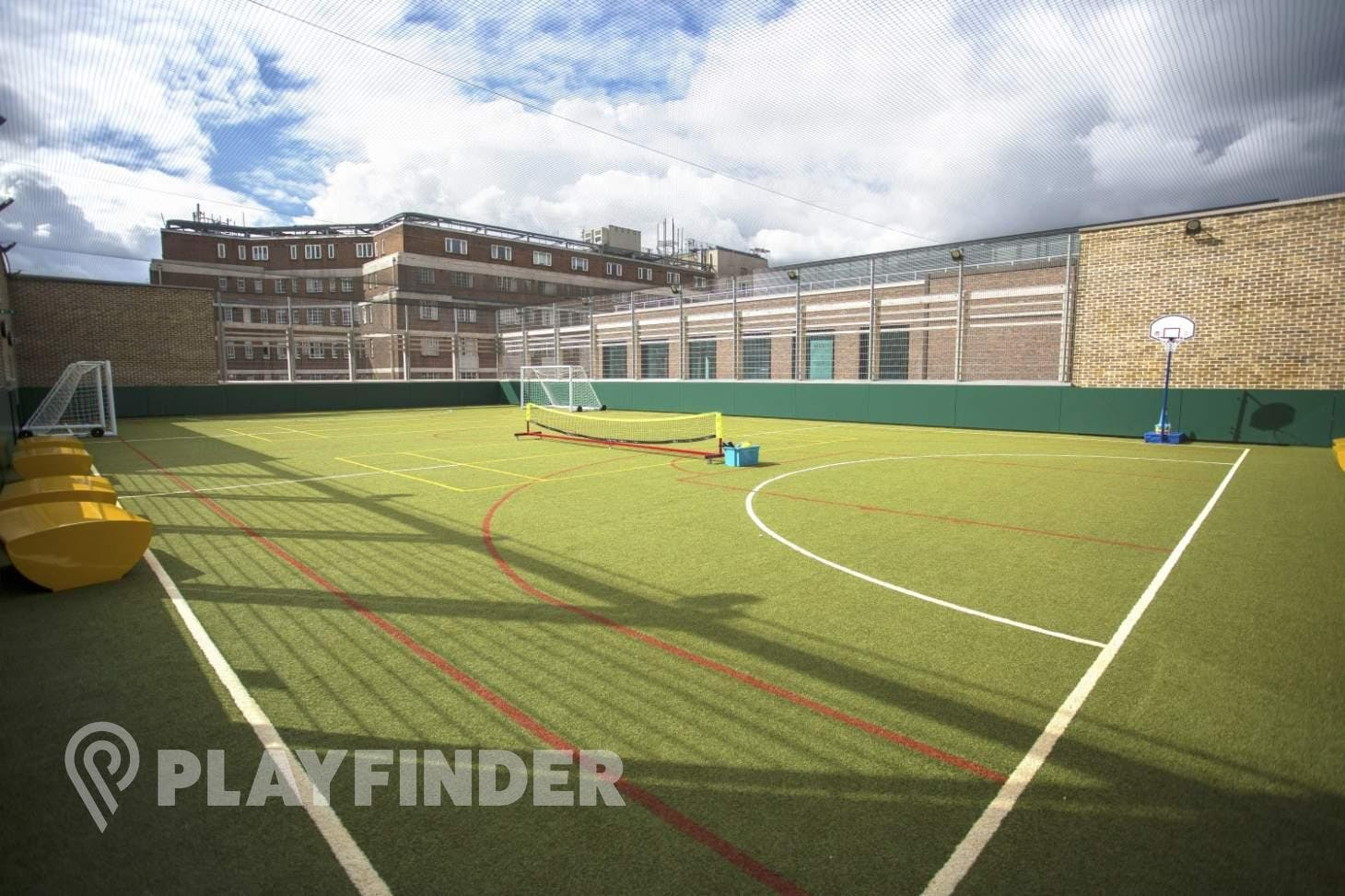 Marlborough Primary School 7 a side | 3G Astroturf football pitch