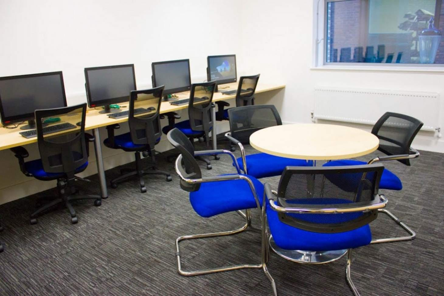 Marlborough Primary School IT room space hire