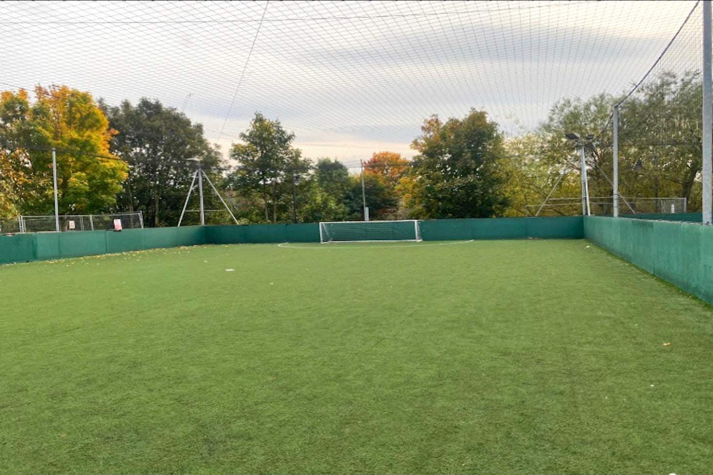 Powerleague Leeds Central 5 a side | 3G Astroturf football pitch