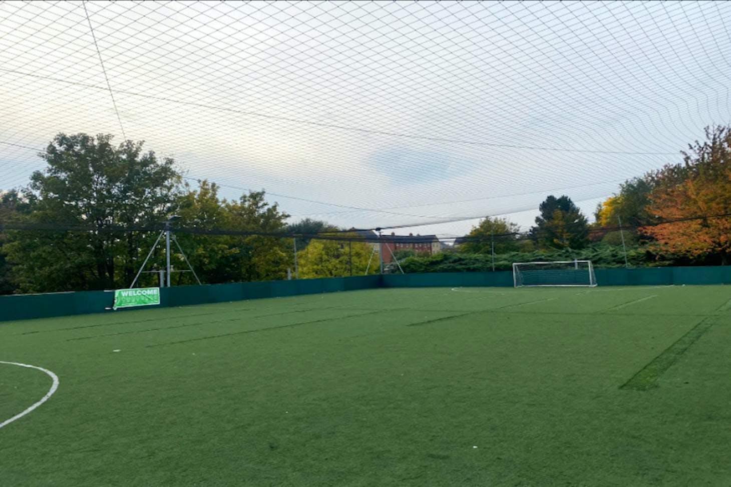 Powerleague Leeds Central 7 a side   3G Astroturf football pitch