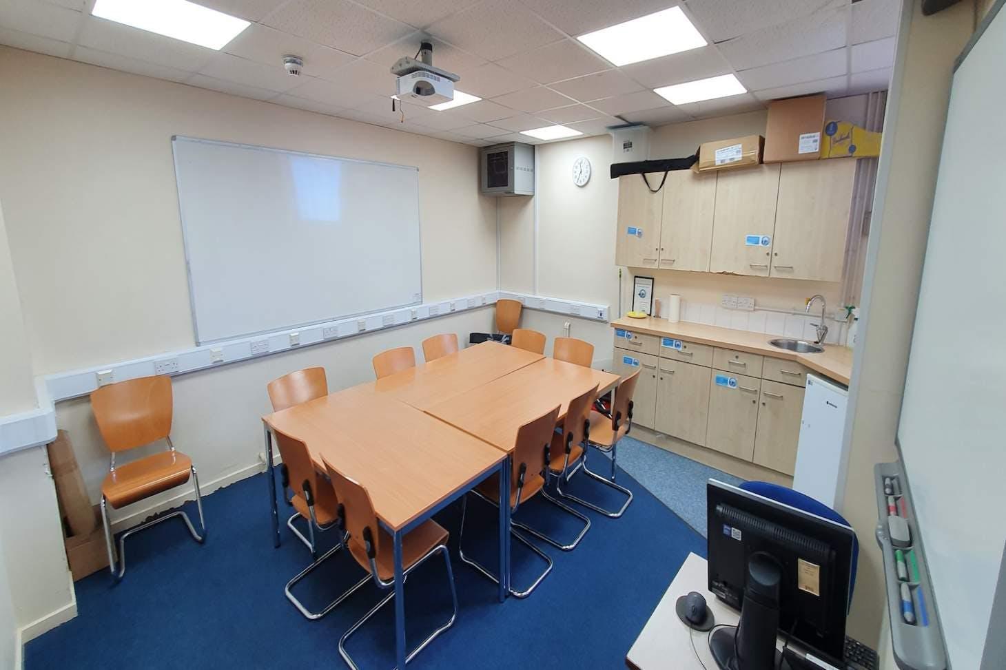 Bay House School Meeting room space hire