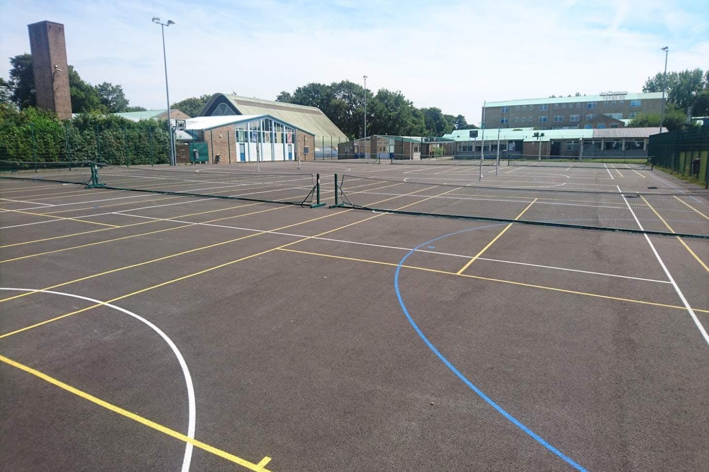 Brune Park School Muga | Hard (macadam) space hire
