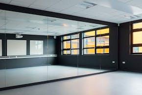 Manchester Enterprise Academy Central   Dance room Space Hire
