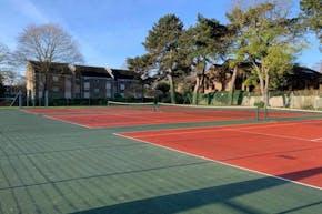 Alexandra Park   Hard (macadam) Tennis Court